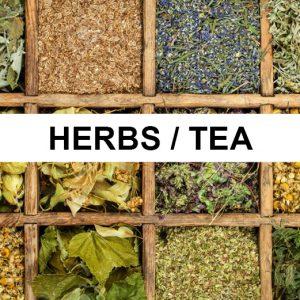 Teas/Herbs